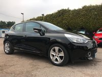 2015 RENAULT CLIO 1.5 DCI DYNAMIQUE MEDIANAV ENERGY  S/S 5d  WITH SAT NAV AND LOW MILEAGE  £8000.00