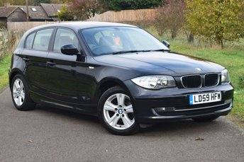 2009 BMW 1 SERIES 2.0 120D SE 5d 174 BHP £2995.00