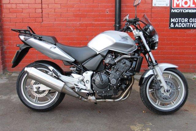 2007 07 HONDA CBF 600 N