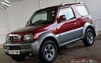 2007 SUZUKI JIMNY 1.3 JLX PLUS 3 DOOR 83 BHP £4490.00