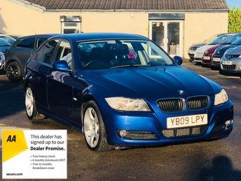 2009 BMW 3 SERIES 2.0 320D SE BUSINESS EDITION 4d 175 BHP £SOLD