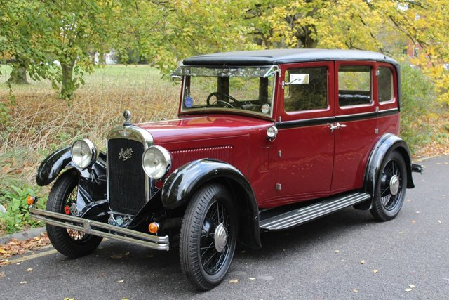 View our AUSTIN 16/6 IVER SALOON