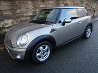 USED 2009 59 MINI HATCH COOPER 1.6 COOPER D 3d 108 BHP