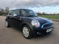 2009 MINI HATCH FIRST 1.4 FIRST 3d 75 BHP £4995.00