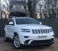 2015 JEEP GRAND CHEROKEE 3.0 V6 CRD SUMMIT 5dr AUTO £22999.00
