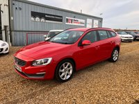 2014 VOLVO V60 2.0 D4 BUSINESS EDITION 5d AUTO 178 BHP £8990.00