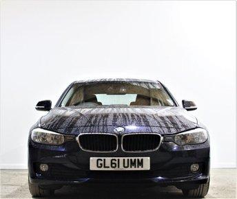 2012 BMW 3 SERIES 2.0 320D EFFICIENTDYNAMICS 4d AUTO 161 BHP £10299.00