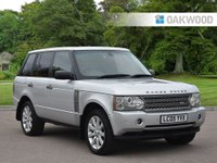 USED 2005 05 LAND ROVER RANGE ROVER 4.2 V8 SUPERCHARGED 5d AUTO 391 BHP