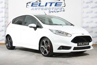 USED 2017 66 FORD FIESTA 1.6 ST-3 5d 180 BHP VERY RARE MODEL/FSH/STYLE PK!