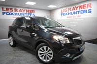 USED 2015 15 VAUXHALL MOKKA 1.6 SE S/S 5d 114 BHP Full Vauxhall Service History, DAB Radio, Full Leather, 1 owner