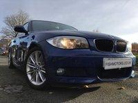2012 BMW 1 SERIES 2.0 118D M SPORT 2d 141BHP £6790.00