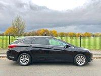 USED 2016 65 HYUNDAI I40 1.7 CRDI SE NAV BLUE DRIVE 5d 114 BHP
