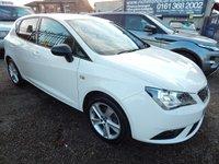 2013 SEAT IBIZA 1.4 TOCA 5d 85 BHP £6295.00