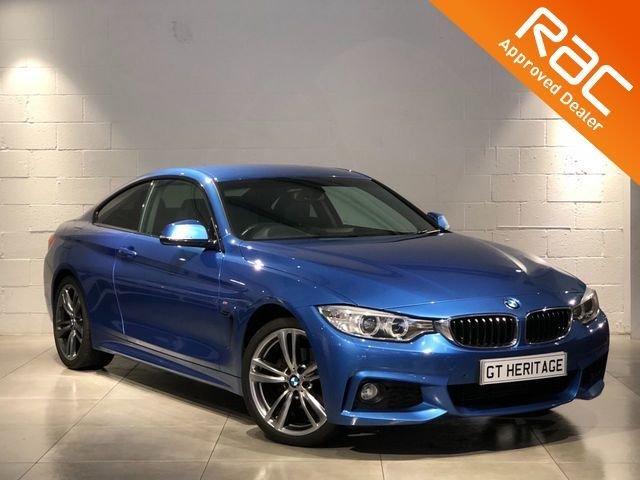 2014 14 BMW 4 SERIES **HUGE SPEC**420D XDRIVE M SPORT