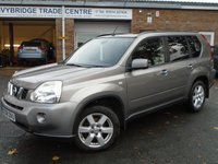 2008 NISSAN X-TRAIL 2.0 SPORT EXPEDITION DCI 5d 171 BHP £5495.00