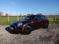 USED 2015 65 MINI CLUBMAN 2.0 COOPER D 5d AUTO 148 BHP 1 LADY OWNER WITH FULL MINI SERVICE HISTORY
