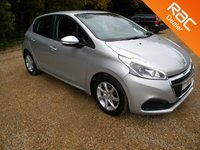 USED 2015 65 PEUGEOT 208 1.6 BLUE HDI ACTIVE 5d 75 BHP Alloy Wheels, Bluetooth, DAB Radio, Touch Screen Radio