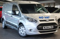 USED 2014 64 FORD TRANSIT CONNECT 1.6 240 TREND P/V 1d 114 BHP