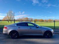 2011 JAGUAR XF 2.2 D LUXURY 4d 190 BHP £9995.00