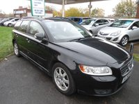 USED 2010 60 VOLVO V50 1.6 D DRIVE S 5d 109 BHP