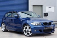 USED 2011 11 BMW 1 SERIES 2.0 118D M SPORT 5dr