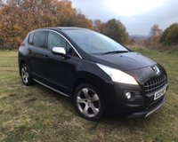 2009 PEUGEOT 3008 1.6 EXCLUSIVE HDI 5d 110 BHP £1800.00