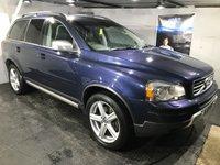 USED 2011 11 VOLVO XC90 2.4 D5 R-DESIGN AWD 5d AUTO 200 BHP