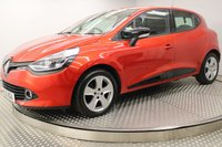 USED 2013 13 RENAULT CLIO 1.5 DYNAMIQUE MEDIANAV ENERGY DCI S/S 5d 90 BHP