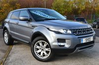 2013 LAND ROVER RANGE ROVER EVOQUE 2.2 SD4 PURE TECH 5d AUTO 190 BHP ~ SAT NAV ~ HEATED LEATHER £19999.00