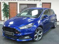 USED 2015 C FORD FOCUS 2.0 ST-3 5d 247 BHP