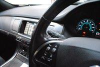 USED 2014 64 JAGUAR XF 2.2 D R-SPORT 4d AUTO 163 BHP