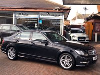 2014 MERCEDES-BENZ C CLASS C220 CDI AMG SPORT EDITION PREMIUM PLUS  £12990.00