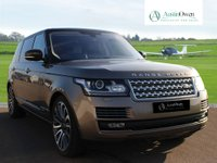 USED 2016 16 LAND ROVER RANGE ROVER 3.0 SDV6 HEV AUTOBIOGRAPHY 5d AUTO 340 BHP - VAT Q