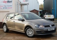 USED 2013 13 VOLKSWAGEN GOLF 1.6 S TDI BLUEMOTION TECHNOLOGY 5d 103 BHP SERVICED EVERY YEAR | 2 OWNERS