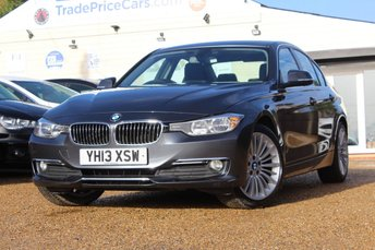 2013 BMW 3 SERIES 2.0 320D LUXURY 4d AUTO 184 BHP £12450.00