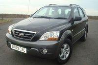 2009 KIA SORENTO 2.5 XE 5d 168 BHP £4595.00