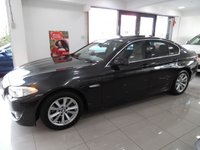 USED 2010 10 BMW 5 SERIES 2.0 520D SE 4d AUTO 181 BHP