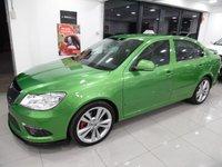 2012 SKODA OCTAVIA 2.0 VRS TDI CR 5d 170 BHP £9000.00