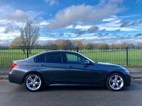 2013 BMW 3 SERIES 2.0 320D M SPORT 4d AUTO 181 BHP £12995.00