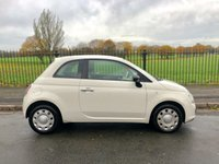 2013 FIAT 500 1.2 POP 3d 69 BHP £4795.00