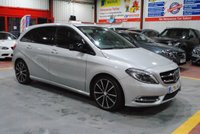 USED 2014 14 MERCEDES-BENZ B CLASS 1.8 B180 CDI BLUEEFFICIENCY SPORT 5d 109 B