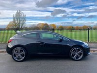 2015 VAUXHALL ASTRA 1.4 GTC LIMITED EDITION S/S 3d 118 BHP £9495.00