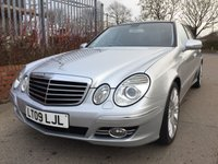 2009 MERCEDES-BENZ E CLASS 3.0 E280 CDI SPORT 4d AUTO 187 BHP £5990.00