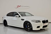 2012 BMW M5 4.4 M5 4d AUTO MSL PERFORMANCE UPGRADE BMW EXT WARRANTY  £25950.00
