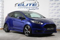 USED 2015 15 FORD FIESTA 1.6 ST-2 3d 180 BHP INDUCTION KIT, STYLE PK/ FULL SERVICE HISTORY!!