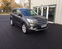 USED 2017 67 FORD KUGA 2.0 TDCI TITANIUM 150 BHP THIS VEHICLE IS AT SITE 1 - TO VIEW CALL US ON 01903 892224