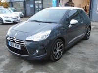 USED 2016 16 DS DS 3 1.2 PURETECH DSTYLE NAV S/S 3d 109 BHP