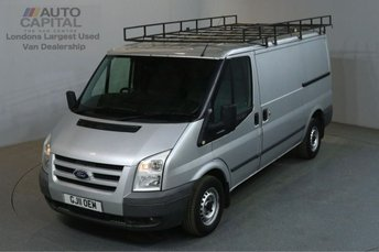 2011 FORD TRANSIT 2.2 280 TREND 6d 140 BHP SWB L/ROOF AIR CON NO VAT £5750.00