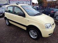 2009 FIAT PANDA 1.2 4X4 5d 59 BHP £3495.00