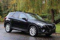 2013 MAZDA CX-5 2.2 D SPORT NAV 5d 148 BHP £13295.00